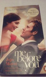 Me Before You c2012 Jojo Moyes in St. Charles, Illinois