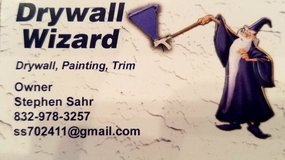 Drywall Painting & Trim in Pasadena, Texas