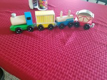 Melissa and Doug Wooden Train in Fort Riley, Kansas