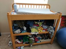Baby changing table in Hemet, California
