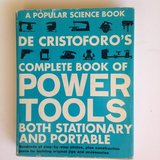 Power Tools Book in Bolingbrook, Illinois