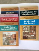 5 Woodworking Projects Books in Naperville, Illinois