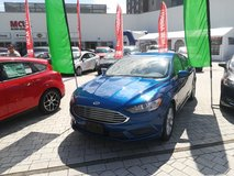 2018 Ford Fusion SE FWD in Spangdahlem, Germany