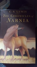 The Chronicles of Narnia 7pc book set in Naperville, Illinois