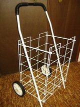 FOLDABLE GROCERY CART in St. Charles, Illinois