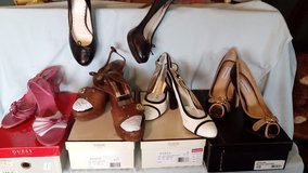 Guess & Coach Leather Shoes in Joliet, Illinois