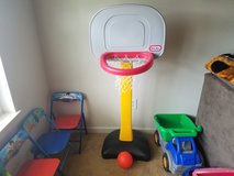 Little Tikes Basketball Hoop-Non Adjustable in Fort Riley, Kansas