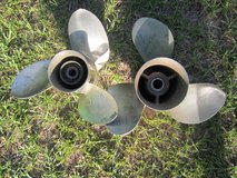 3 stainless steel props in Beaufort, South Carolina