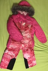 girls winter coat and snow pants in Plainfield, Illinois
