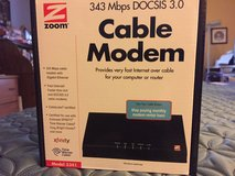 Cable Modem in Naperville, Illinois
