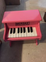 Pink Merske piano in Naperville, Illinois