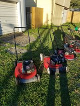 Got Lawn Mowers in Fort Riley, Kansas