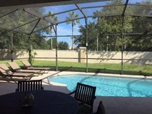 Florida Vacation Rental - Walt Disney Pool Home -Gated Windsor Palms~ 2.5 ml to park 4Bed 3Bath ... in Oswego, Illinois