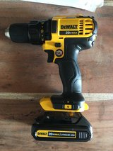 "Brand New Never Used Dewalt 20V 1/2"" Lithium Drill in Yucca Valley, California"