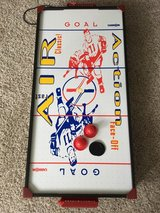 REDUCED Carrom Air Hockey Table Top Game Like New!!!!! in Glendale Heights, Illinois