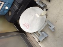 BS/CS satellite dish with mounting arm.. in Okinawa, Japan