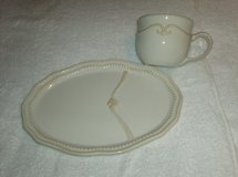 Princess House - Ceramic Soup and Sandwich Tray in Chicago, Illinois