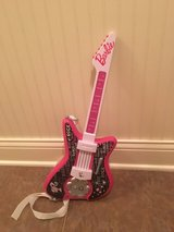 Barbie battery operated guitar in Schaumburg, Illinois