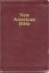 ***The New American Bible***Leather Bound BRAND NEW in Kingwood, Texas