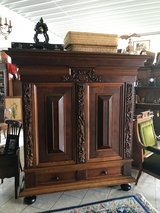 Beautiful Dutch cabinet in great condition in Ramstein, Germany