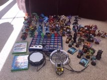 Skylanders Giants Swap Force and Trap Team LOT in Plainfield, Illinois