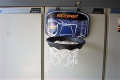 WAM-O HAMPER HOOPS BASKET BALL HOOP in Chicago, Illinois