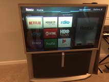 """FREE Rear Projection 50"""" TV in Naperville, Illinois"""