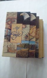 Land of the Eagle VHS set of 4 tapes North America in Naperville, Illinois