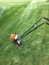 2015 Echo gas tiller model TC 210 in very clean GREAT running condition like new starts right up !! in Naperville, Illinois