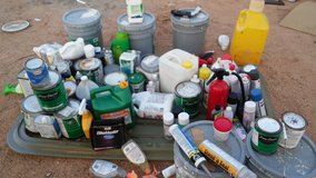More paints and supplies in Yucca Valley, California