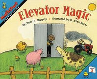 NEW Level 2 Subtracting Elevator Magic MathStart Book Age 6+ in Plainfield, Illinois