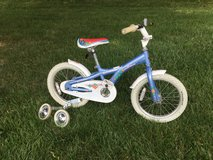 "Schwinn Lil Stardust 16"" Girls Bike in Aurora, Illinois"