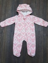 Carter's 9 month snowsuit in Fort Carson, Colorado