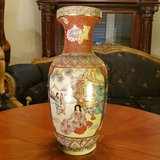LARGE VASE CHINESE/JAPANESE in Ansbach, Germany