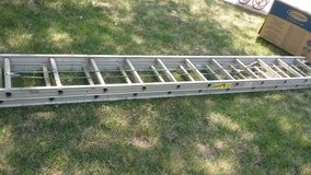 Extension ladder in Orland Park, Illinois