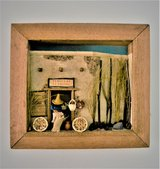 Shadow Box from Nogeles Mexico in Ramstein, Germany