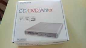 CD/DVD writer. Portable in Alamogordo, New Mexico