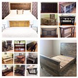 Custom Made Furniture in Spring, Texas