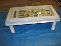Custom Collectable Display Coffee Table in Chicago, Illinois