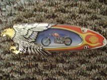 "Harley Davidson ""Billy Bike"" Collectable knife in Fort Polk, Louisiana"