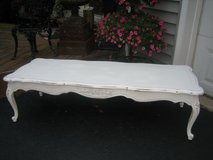 LOOOOOOONG french shabby chic coffee table in Naperville, Illinois