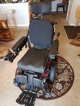 Quantum brand power chair, Model Q6 Edge 2.0, with warranty in Naperville, Illinois