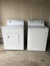 Kenmore Washer and Dryer in Lockport, Illinois
