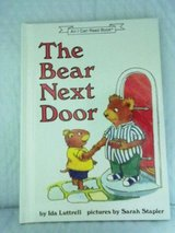 The Bear Next Door Age 6 - 8 Children's Hard Cover Book 1991 in Morris, Illinois