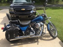 1990 Harley Davidson FXRS Non Stock engine in Fort Polk, Louisiana