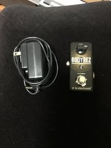 TC Electronic BodyRez Acoustic Enhancer Guitar Effects Pedal in Okinawa, Japan