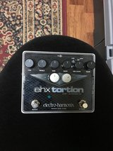 Electro-Harmonix EHXTortion JFET Overdrive Guitar Effects Pedal in Okinawa, Japan