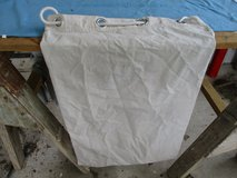 White Duffel Bag in Leesville, Louisiana