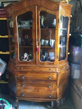 Antique China Cabinet in Fort Lewis, Washington
