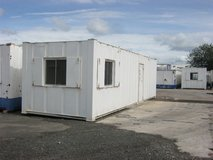 32ft x 10ft Anti Vandal Portable Cabin(office Container) in Okinawa, Japan